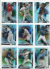 2019 BOWMAN PLATINUM - BASE & PROSPECTS ( ROOKIE RC's, STARS ) -WHO DO YOU NEED! on Ebay