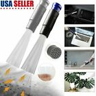 Vacuum Dust Cleaner Universal Dust Brush Tubes Attachment Dust Dirt Remover Tool