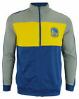OuterStuff NBA Youth Golden State Warriors Performance Full Zip Stripe Jacket on eBay