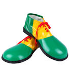 Halloween Adult Circus Clown Shoes Boots Cosplay Fancy Dress Party Costume Props