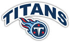 Tennessee Titans NFL Sport Car Bumper Sticker Decal ''SIZES'' $4.25 USD on eBay