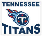 "Tennessee Titans NFL Sport Car Bumper Sticker Decal ""SIZES'' $4.25 USD on eBay"