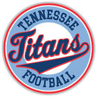 "Tennessee Titans NFL Sport Logo Car Bumper Sticker Decal ""SIZES"" $4.25 USD on eBay"