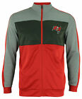 OuterStuff NFL Youth Performance Full Zip Stripe Jacket , Tampa Bay Buccaneers $54.99 USD on eBay