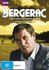 BERGERAC - SERIES 6 - THE COMPLETE SERIES (6 DVD SET) BRAND NEW!!! SEALED!!!