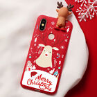 Phone case Christmas New Year Deer Case for Xiaomi