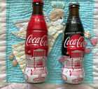 COCA-COLA GREECE COLLECTIBLE BOTTLES*HERITAGE OF ATHENS*COKE ZERO+TORCH RELAY $26.17  on eBay