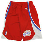 Adidas NBA Basketball Youth Los Angeles Clippers Swingman Shorts - Red on eBay