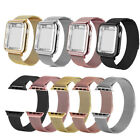 For Apple Watch Series 6 5 4 3 SE Replacemen Magnetic Band Strap 38/40/42/44mm