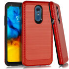 LG Stylo 5 Deluxe Brushed Max 3 Case Protective Cover