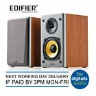 Edifier R1000T4 Active Bookshelf Speakers 2.0 TV MAC PC Monitors Maple or Black