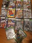 XBOX 360 AND XBOX ONE GAME LOT