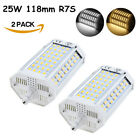 25W R7s 118mm LED Light Bulbs Floodlight 250W Halogen Equivalent Not Dimmable US