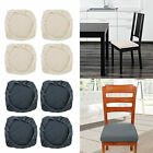 Dining Chair Covers Wedding Slipcovers 2/4PCS Stretch Seat Covers Home Decor