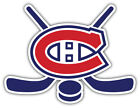 "Montreal Canadiens Sticks NHL Sport Car Bumper Sticker Decal ""SIZES'' $4.5 USD on eBay"