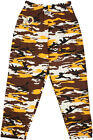 Zubaz NFL Football Men's Washington Redskins Camo Pants $24.99 USD on eBay