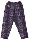 Zubaz NFL Football Men's Baltimore Ravens Post Pattern Pants $24.99 USD on eBay