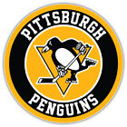 "Pittsburgh Penguins Logo NHL Sport Car Bumper Sticker Decal  ""SIZES"" $4.25 USD on eBay"