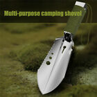 Garden Shovel Metal Detecting Sod Cutting Outdoor Camping Survival Spade Tools