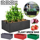 Vegetable Plant Grow Bag Potato Planting Nursery Pot Pouch Container Indoor Box