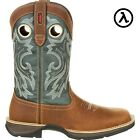 REBEL BY DURANGO PULL-ON WESTERN BOOTS DDB0131 * ALL SIZES - NEW