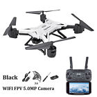 HD 5MP Camera RC Drone 20 Mins Fly 1080P Quadcopter FPV WIFI 2.4G Foldable US