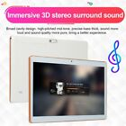 """10.1"""" inch 4G-LTE/WiFi Tablet HD 8+128G Android 9.0 Dual Camera 10 Core Phablet"""