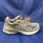 New Balance Women's 990v3 Running Shoes (W990GL3) - Grey