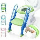 Kyпить Child Toddler Toilet Chair Kid Potty Training Seat with Step Stool Ladder на еВаy.соm