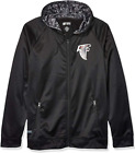 Zubaz NFL Men's Atlanta Falcons Full Zip Digital Camo Hood Hoodie, Black $49.99 USD on eBay