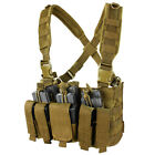 Condor MCR5 Recon MOLLE Airsoft Chest Rig Adjustable Tactical Modular VestChest Rigs & Tactical Vests - 177891