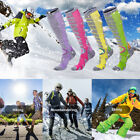 Unisex Long Ski Socks Winter Warm Thicker Cotton Outdoor Sport Hiking Snow Socks