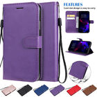 Leather Card Slot Wallet Case Cover For Iphone 12 11 Pro Xs Max Xr 678 Plus Se