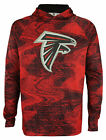 Zubaz NFL Atlanta Falcons Men's Static Body Performance French Terry Hoodie $44.95 USD on eBay