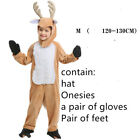Kid Costume Cosplay Animal Plays Elk Christmas Reindeer Performance Costume 2019