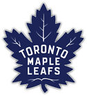 "Toronto Maple Leafs NHL Sport Car Bumper Sticker Decal ""SIZES"" $4.25 USD on eBay"