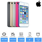 "Apple iPod Touch (128GB) 6th Generation 4"" Retina Display, FaceTime & iMessage."