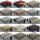 21pcs Star Wars Military Clone Army Minifigures Darth Vader Yoda Jedi for Lego $39.99 USD on eBay