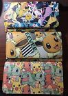 POKEMON FLAP WOMEN  WALLET(YOU PICK)  image