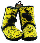 Pokemon Pikachu Allover Print Womens Hard Outsole for Indoor & Outdoor Wearing