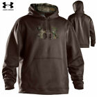 Under Armour Storm Armour Fleece Tackle Twill Hoodie-Timber/Realtree Xtra