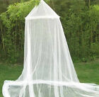 Round Lace Insect Bed Canopy Netting Curtain Dome Mosquito Net 3 Color NEW image