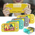 For Nintendo Switch Lite Protective Case Mini Handle Holder Grip Back Cover Case