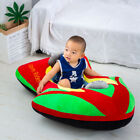 2019Top Baby Learning Chair Plush Toys Children Cartoon Sofa Learning Seat Gifts