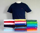 men s ralph lauren t shirt crew neck tee short sleeve