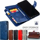 9 Card Slot Leather Wallet Flip Case Cover For Iphone 11 Pro Max Xs Xr 7 8 Plus