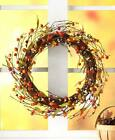 Berry Grapevine Wreath - Front Door Dcor for Spring, Winter, Fall, Summer
