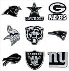 NFL Auto Car Truck Emblem 3-D Chrome Metal Fanmats All Teams $10.79 USD on eBay