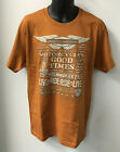 Harley Davidson Mens Worlds Finest Short Sleeve T-Shirt Texas Orange  R003334 $31.0 USD on eBay