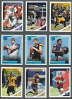 2018 PANINI DONRUSS FOOTBALL ( RC's, STARS, RATED ROOKIES ) - WHO DO YOU NEED!!! $0.99 USD on eBay
